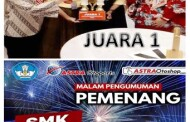 SMKN 23 JUARA 1 SMK MARKETING COMPETITION 2020
